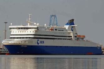 Photo: Notre bateau le Jean Nicoli