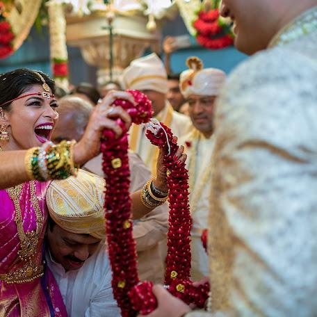 Wedding photographer Nikhil Shastri (nikhilshastri). Photo of 20.02.2018
