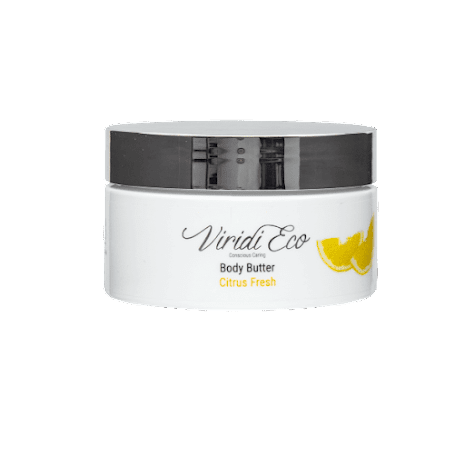 Body butter citrus fresh