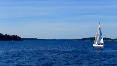 Photo: Finnhamn brygga