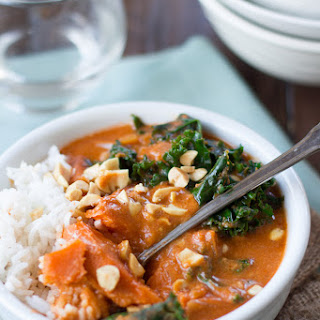African Peanut Stew Kale Recipes