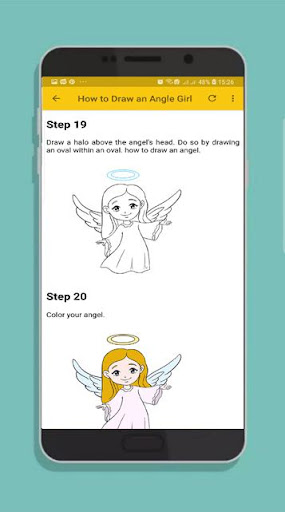 Download How To Draw Cute Girl Step By Step Easy For Free Latest