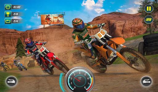 Xtreme Dirt Bike Racing Off-road Motorcycle Games modavailable screenshots 12