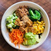 Avocado Tofu