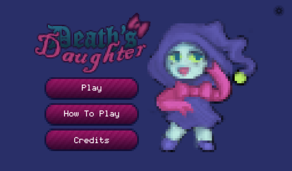Death's Daughter- screenshot