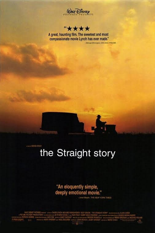 The Straight Story / Straight'in Hikayesi (2020)