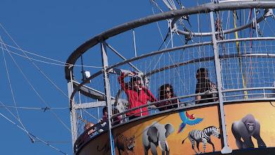 Photo: My first ever hot air balloon ride.