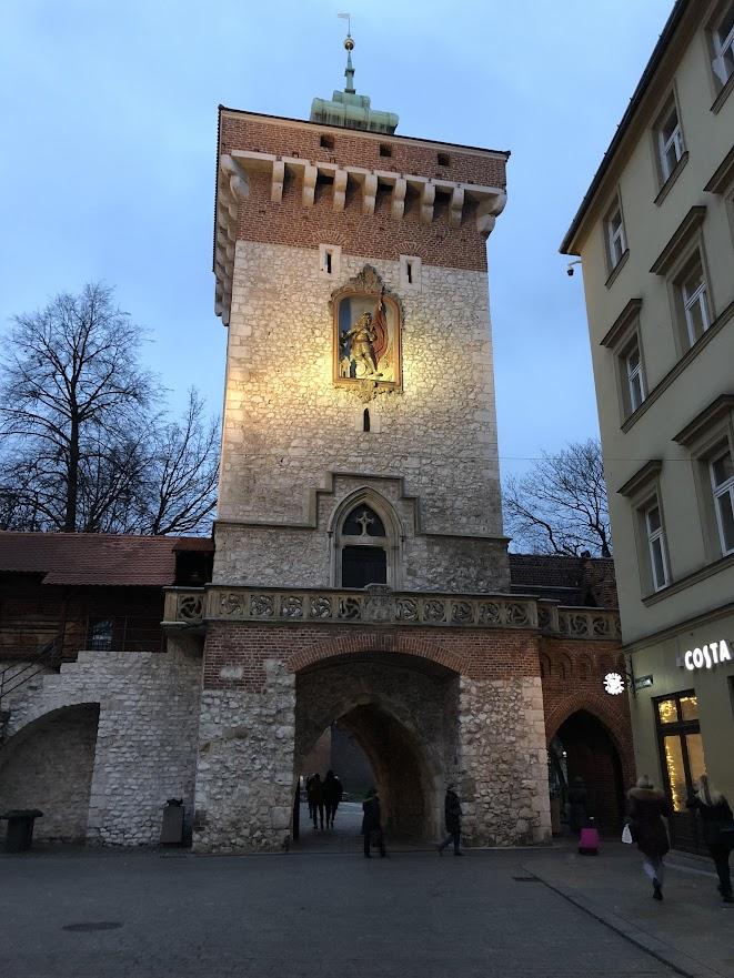 Krakow Tower