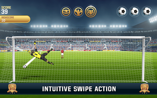 Flick Kick Goalkeeper 1.3.1 screenshots 14