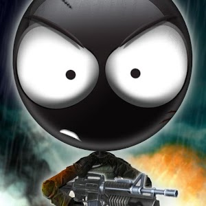 Stickman Battlefields Icon do Jogo
