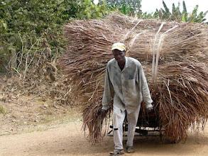 Photo: quel chargement ! et certaines disent que les hommes ne travaillent pas !!!