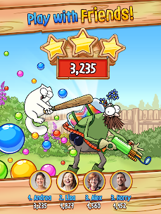 Simon's Cat – Pop Time MOD Apk 1.17.1 (Unlimited Lives/Coins) 9