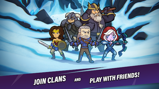 Lords Royale: RPG Clicker Apk Download For Android and Iphone 8