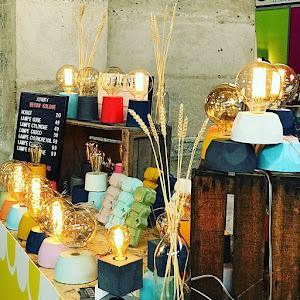 Junny au Super Market un événement La Fine Equipe Paris à la Halle des Blancs Manteaux dans le Marais