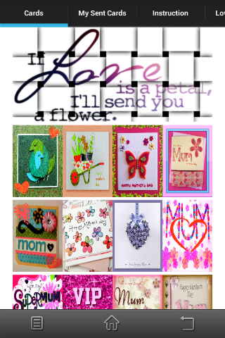 Free Mother's Day Greetings