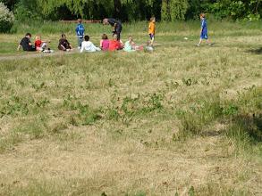 Photo: Græsslåning i Engdalgårdsparken