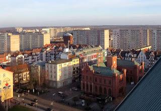 Photo: F1173307 Kolobrzeg - Bazylika Mariacka - na wiezy