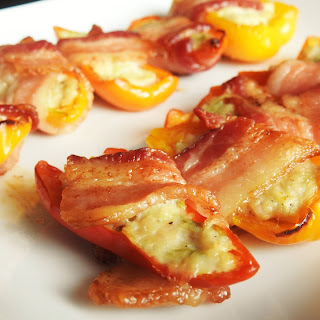 Bacon Wrapped Stuffed Peppers Recipes
