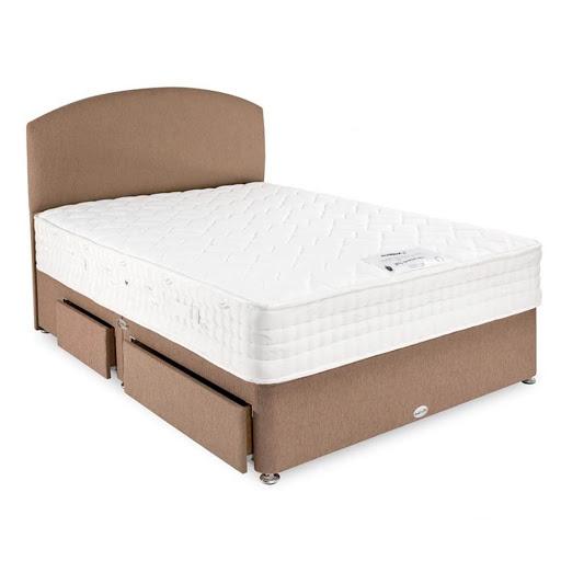 Healthbeds Latex Superior 2000 Divan Bed
