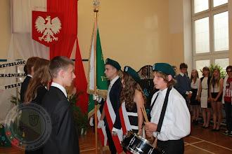 Photo: Klasy III kończą gimnazjum