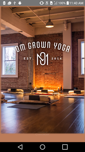 Om Grown Yoga and Tea Bar