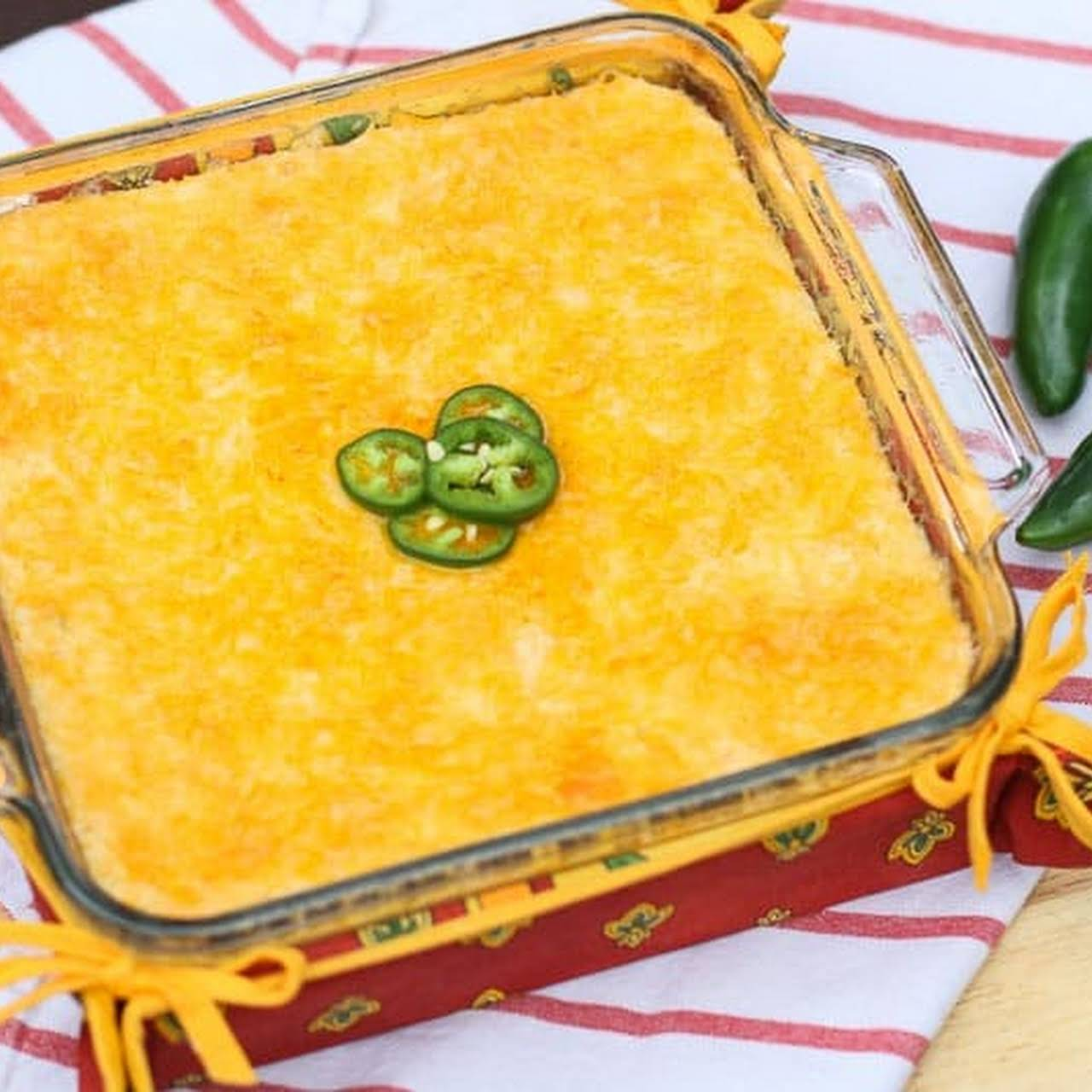 Jalapeno Cheese Grits Recipe (Southern Living)