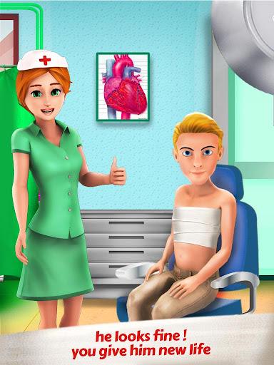 Heart Surgery Emergency Doctor 1.3 screenshots 15