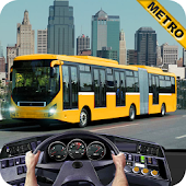 Metro Coach Bus Sim New 2017