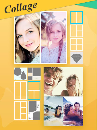 Selfie Camera with Candy Frame 1.6.5 screenshot 312226