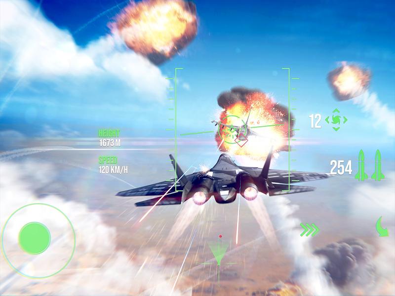 Modern Warplanes: Wargame Shooter PvP Jet Warfare Screenshot 8