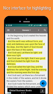 King James Bible – KJV Offline Free Holy Bible 238 Unlocked MOD APK Android 2