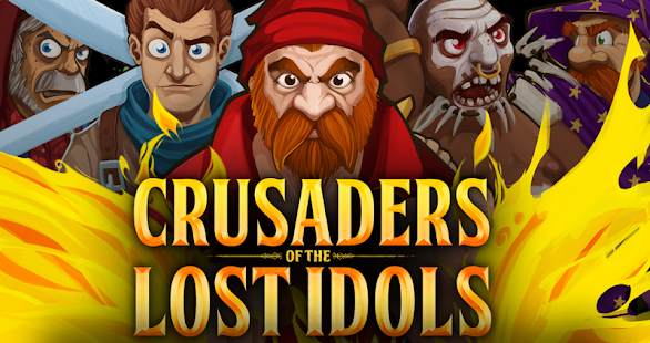 Crusaders of the Lost Idols - náhled