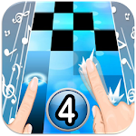 Piano Tiles 4 Icon