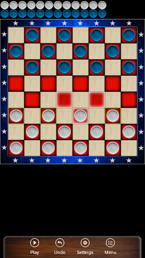American Checkers - Online