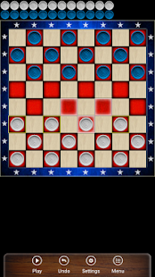 American Checkers - Online - náhled