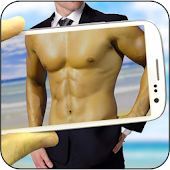 Body Scanner Camera prank App