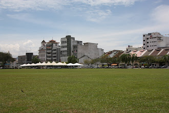 Photo: Year 2 Day 114 - Looking Across the Padang