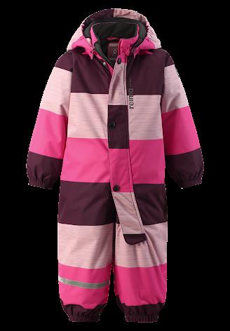 Reima Tuohi 510730-4411 Candy Pink vinterdress