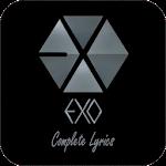 EXO Lyrics (Offline) Icon