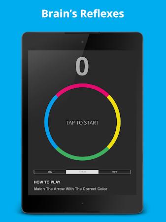 Crazy Wheel: Swap color switch 1.3 screenshot 943325