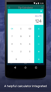 Tip Calculator & Bill Split - náhled