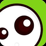 JustShot - AR Selfie camera,Motion Face sticker Icon