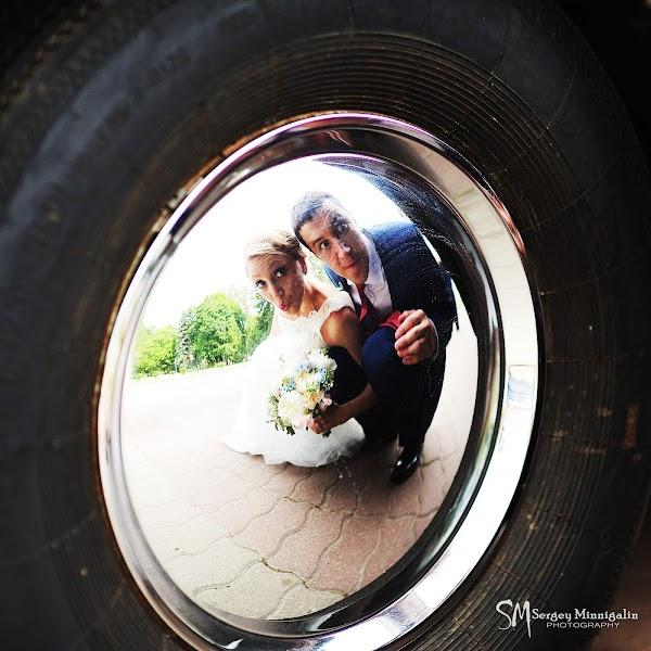 Wedding photographer Sergey Minnigalin (nextshot). Photo of 13.08.2016