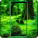 Green Nature New HD wallpaper: 4k Background image icon