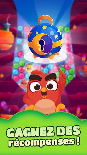 Angry Birds Dream Blast fond d'écran 2