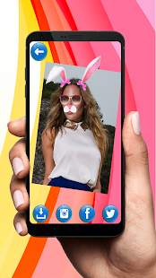 Selfie Camera With Live Effects & Motion Stickers - náhled