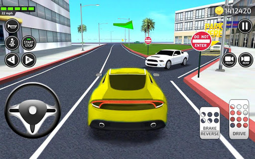 Driving Master 2019  :How to Drive, Driving Game.. 1.0.0 screenshots 2