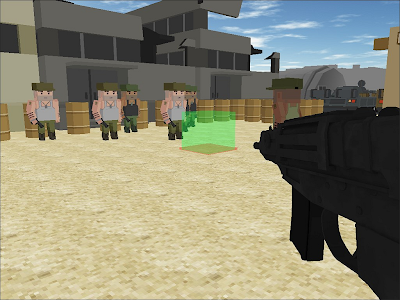 Zombie Shooting Tsunami screenshot 14