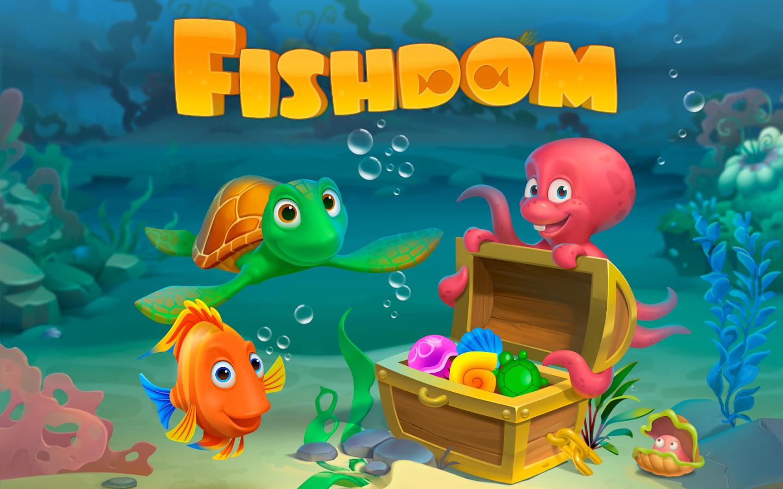 Fishdom Werbung