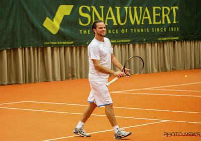 Tennis: Italie-Belgique et l'affaire Malisse en 2000